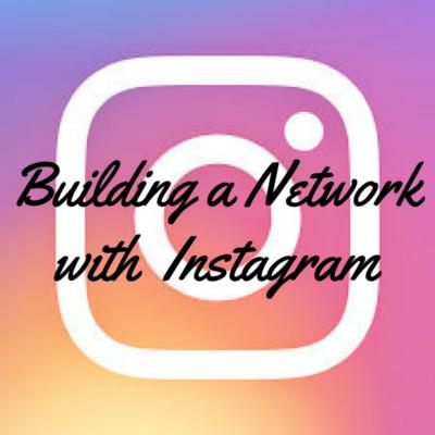 networking on instagram