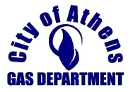 city of athens gas
